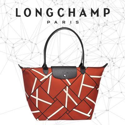 Longchamp Le Pliage Neo Long Handle Large Peony 1899 578 A27   Shopee  Singapore e6b773bc47