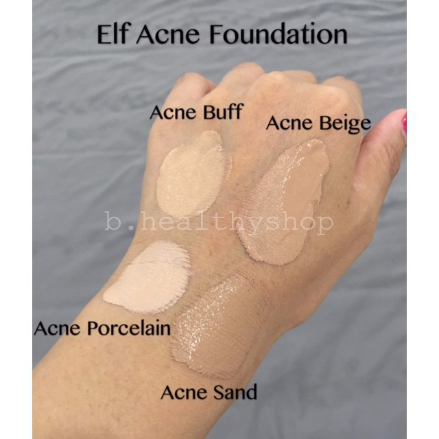 Acne Fighting Foundation by e.l.f. #6
