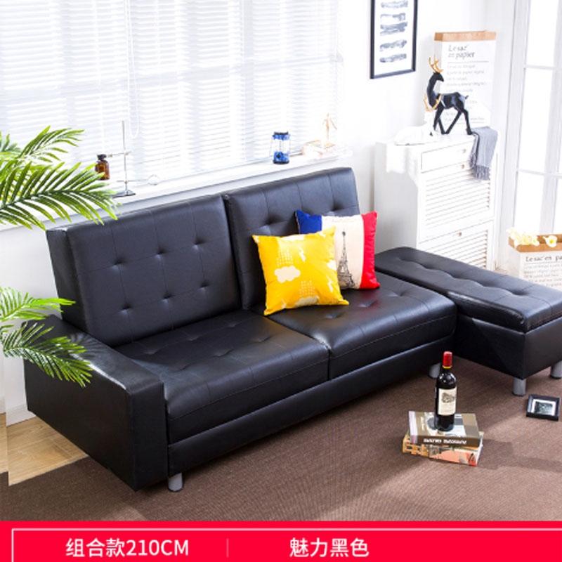 Leisure Living Room Bedroom Folding Sofa Bed Shopee Singapore