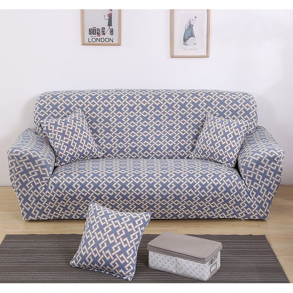 Fine Universal All Inclusive Sofa Cover Full Covered Elastic Chaise Pabps2019 Chair Design Images Pabps2019Com