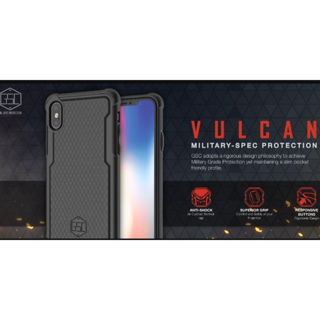 Vulcan Case For Iphone X S9 Plus Shopee Singapore Goospery Samsung S8 Hybrid Dream Bumper Jet Black