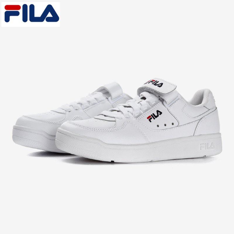 871e384d235 Korea Fila ☆ FILA Destroyer 2 Generasi ☆ Putih Baru men and women running  shoes