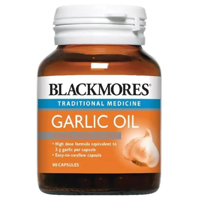 Blackmores Odourless Garlic 90 Tablets