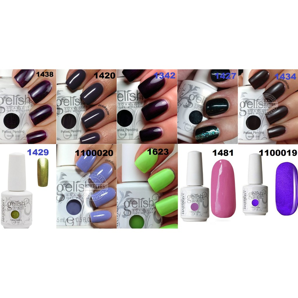 Buy 1 Free 1 Authentic Gelish Colors