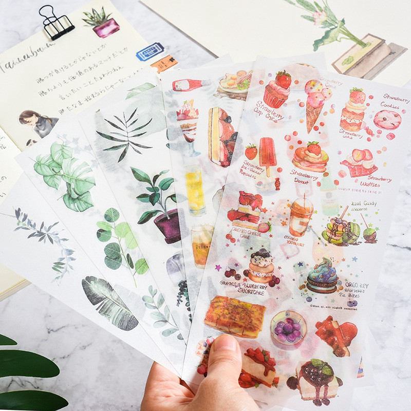 Aesthetic Stickers 3pcs Lovely Trendy Cute Laptop And Water Bottles Scrapbooking Decal Sticker Pack For Teens Girls Shopee Singapore