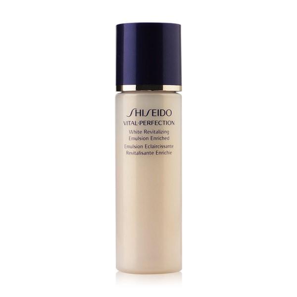 Shiseido Vital Perfection White Revitalizing Emulsion Enriched ...