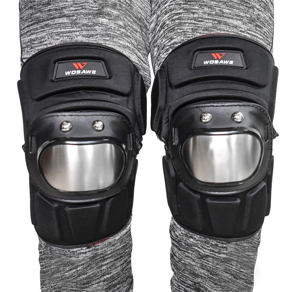 DYNWAVE Lightweight Figure Ice Skating Safety Knee Pads Guard Protective Gear Cover Accessories