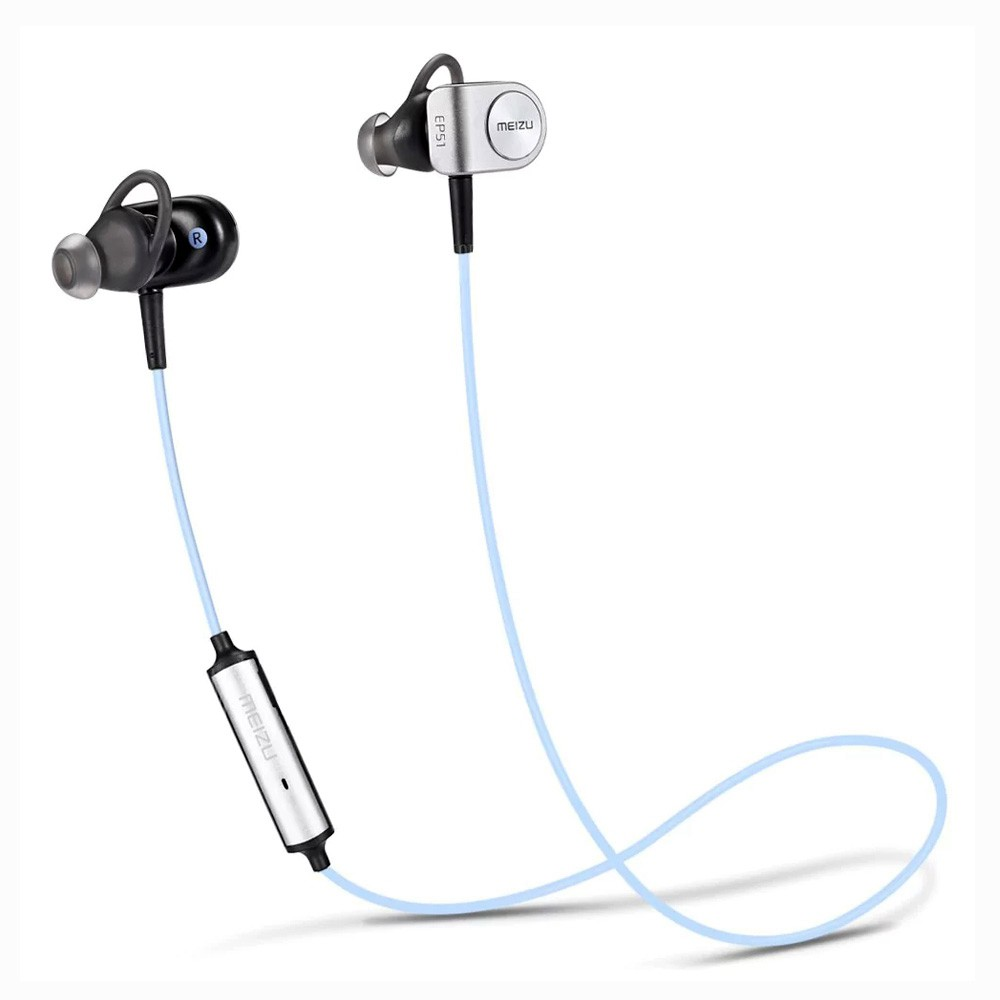 Meizu Ep 51 Wireless Bluetooth Sport Earbuds With Mic Blue Bluedio Cck Ks Original 41 Headphones Shopee Singapore