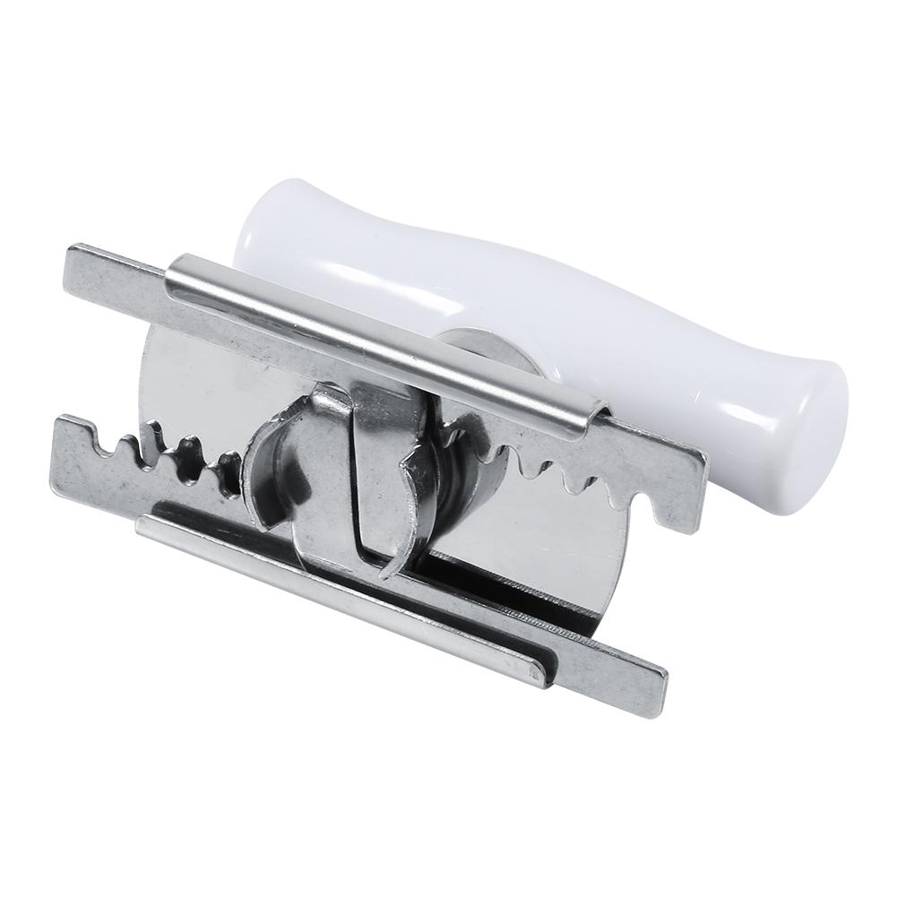 Stainless steel labor-saving opener automatic screw cap opener+white ABS Handle