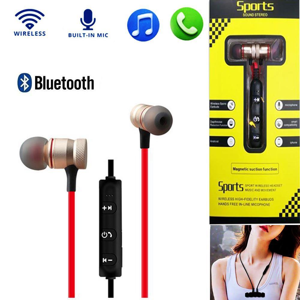 Sports Sound Stereo Wireless Bluetooth