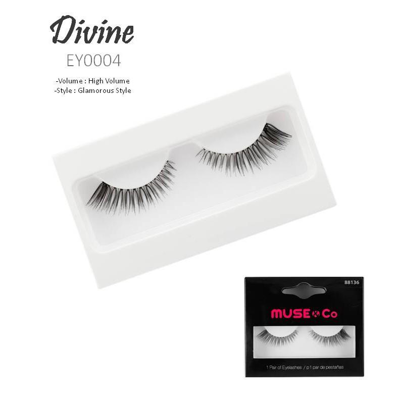 9fbff34501e MUSE&Co Everyday Eyelashes | Shopee Singapore