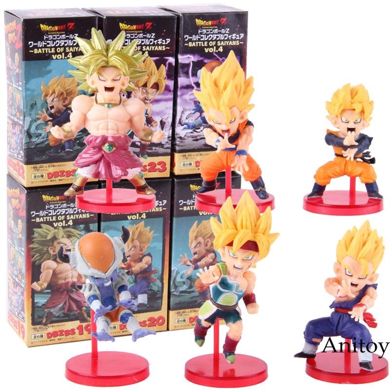Toys & Hobbies Radient Dragon Ball Z Super Saiyan 4 Goku Vegeta Gogeta Pvc Action Figure Dragonball Dbz Model Toys Dolls 20cm Durable Modeling