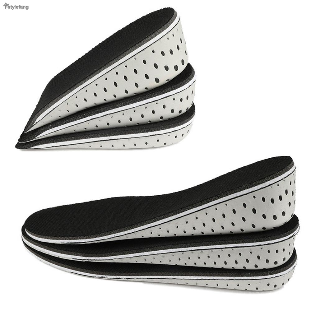 Details about  /Height Increase Insoles for Men//Women Increase Taller Height Lift insole Cushion