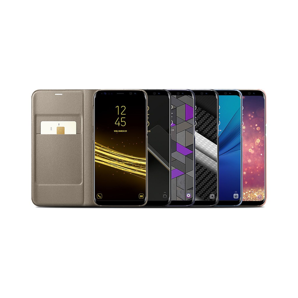 Samsung Galaxy Note8 Clear View Standing Cover Ef Zn950 Black Goospery Note 9 N960 Pearl Jelly Case Gold Shopee Singapore