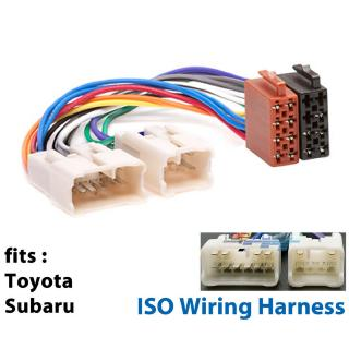 Durable 12V Accessories Car Radio Wiring Harness Undamage Practical on