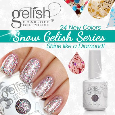 Image result for crown gelish Nail polish shopee.sg