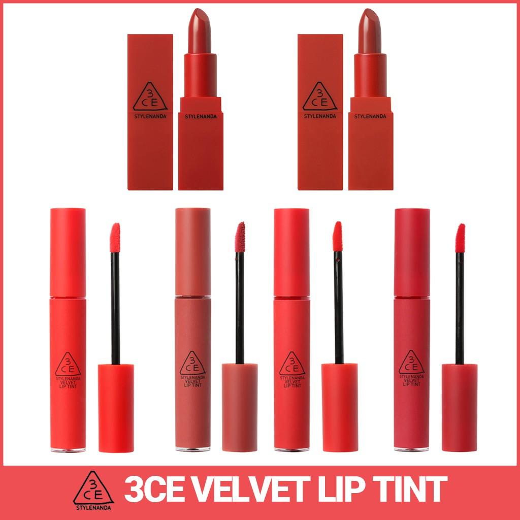 2018 New 10 Colors Dependable Mamonde Highlight Lip Tint Velvet Lips