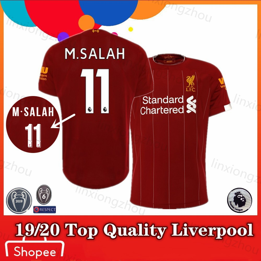 0a4a8116 19/20 Top Qualtiy Liverpool Football Jersey Soccer Jersey Grade: AAA |  Shopee Singapore