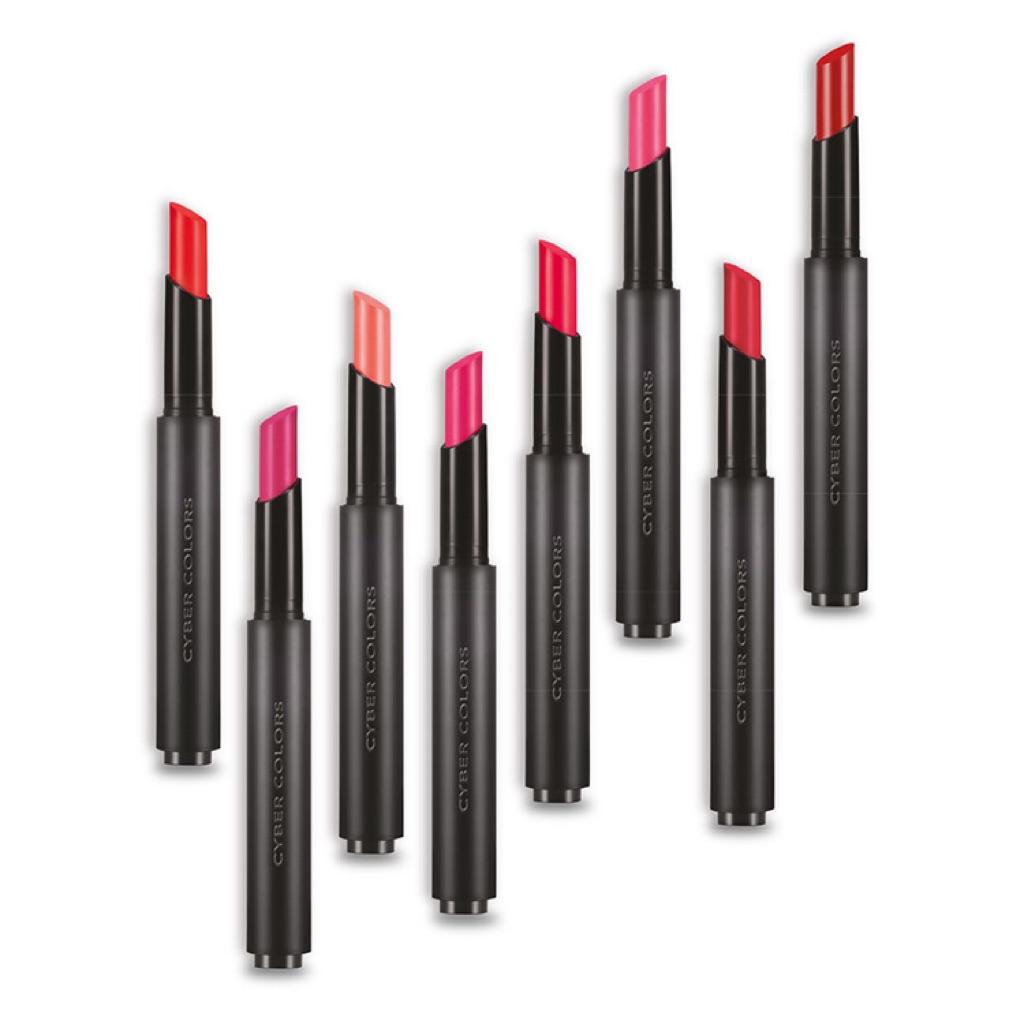 cyber color allure oil in rouge lipstick shopee singapore