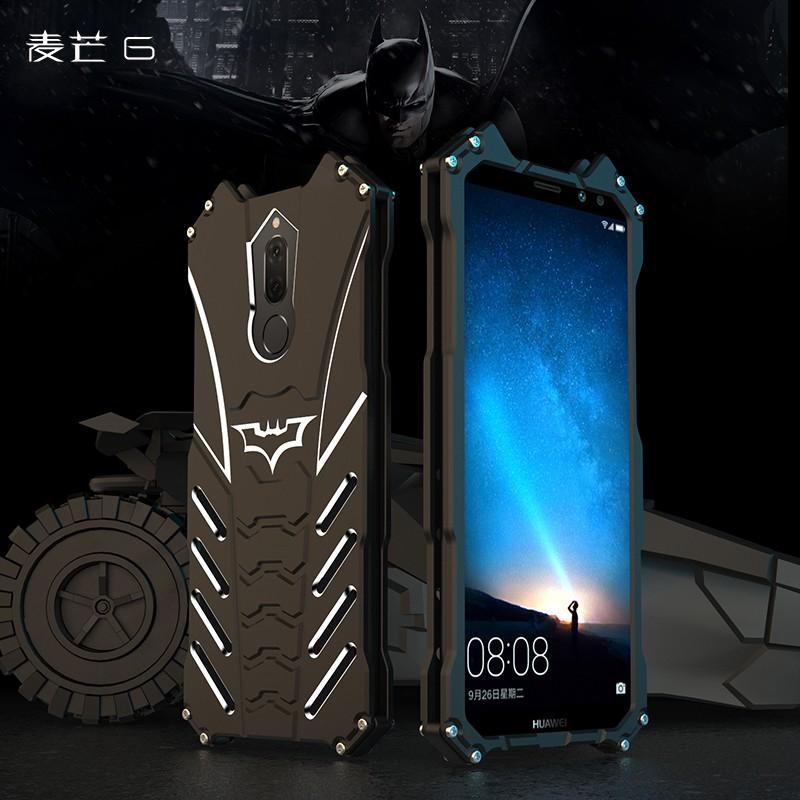 Transformers Huawei Nova 2i /Mate 10 lite Metal Case Batman Shockproof Cover