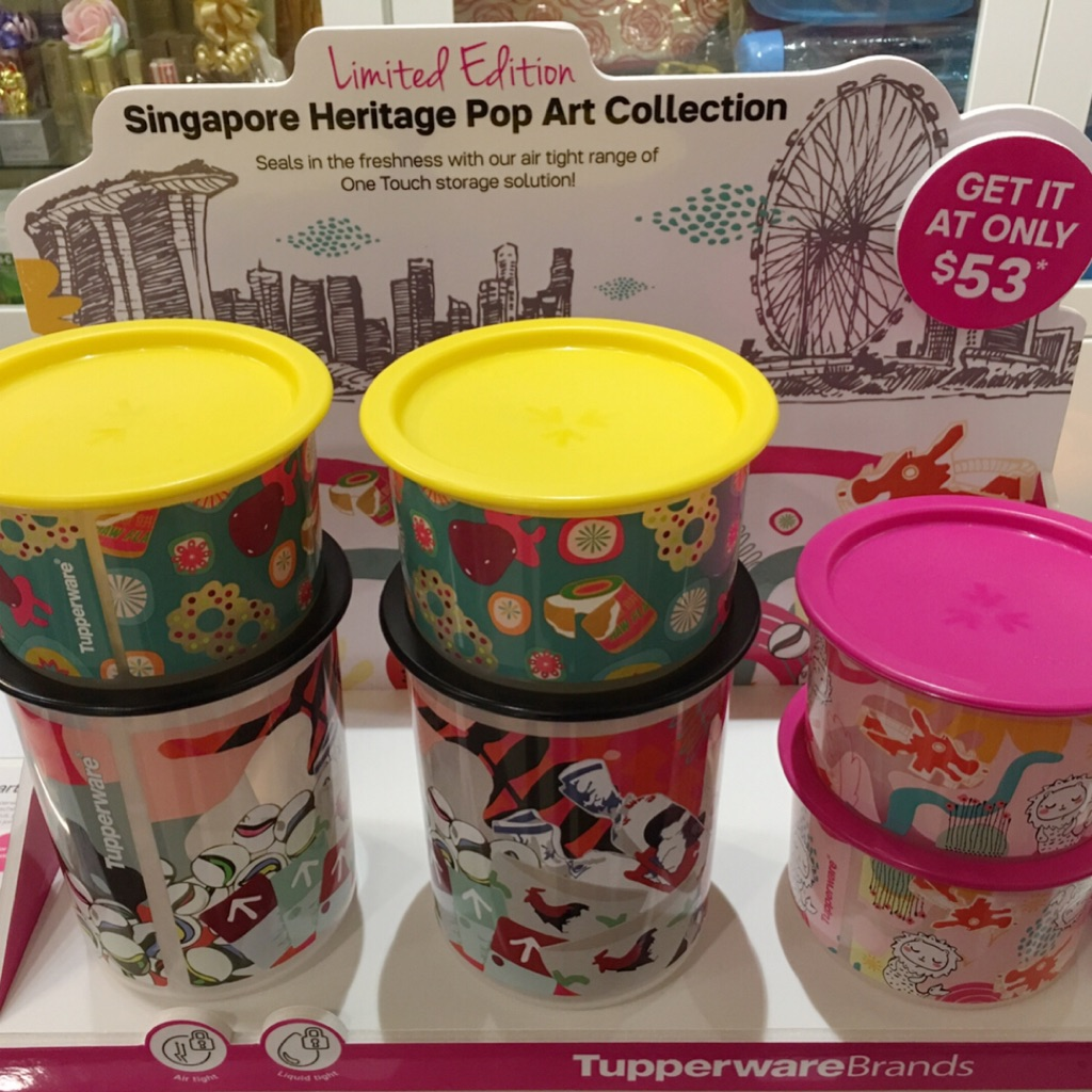 Tupperware Freshmint Collection Shopee Singapore Pocket Freezermate With Dial