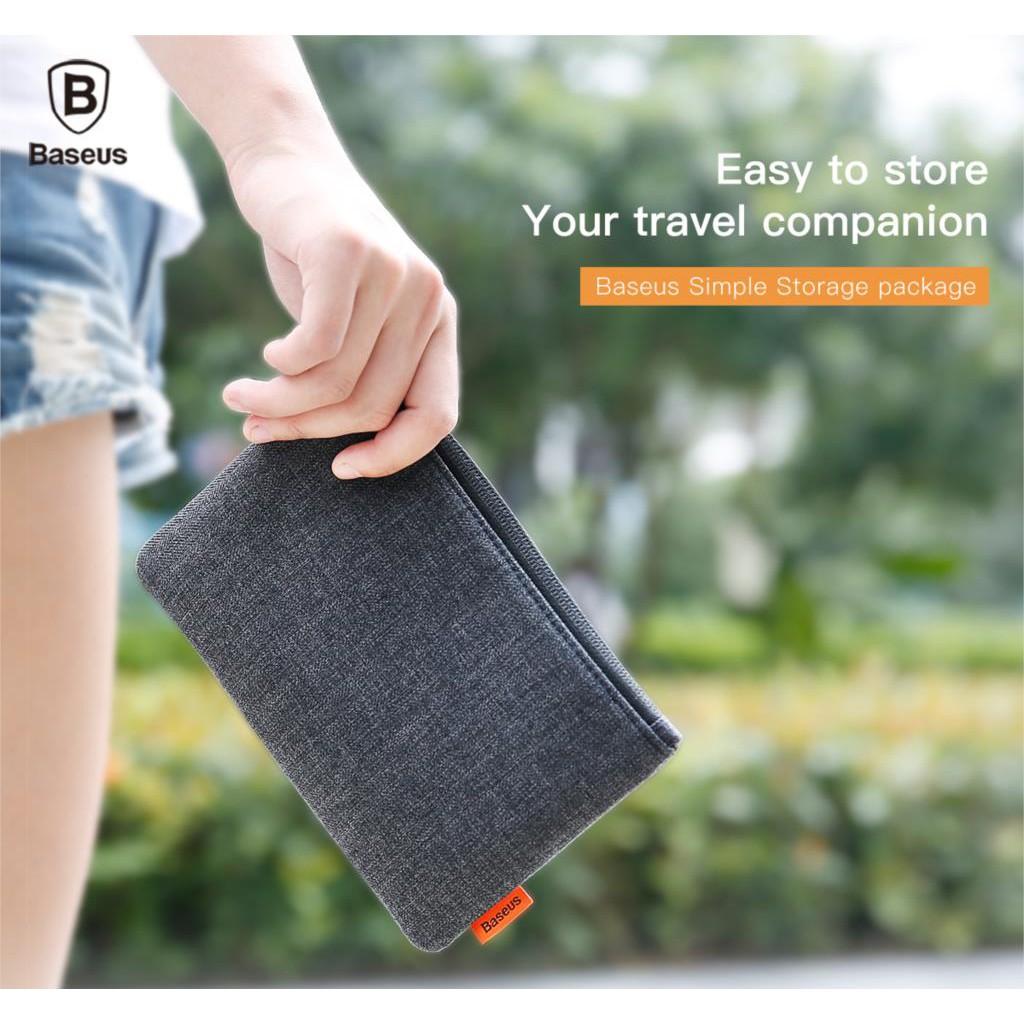 Card Storage Bag Bank Card Mobile Phone Pocket Invisible Wallet Storage Bag