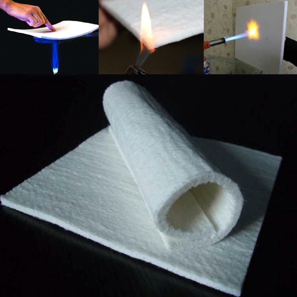 Silica Aerogel 3//6//10mm Super Light Insulation Waterproof Sound Deadening Mat
