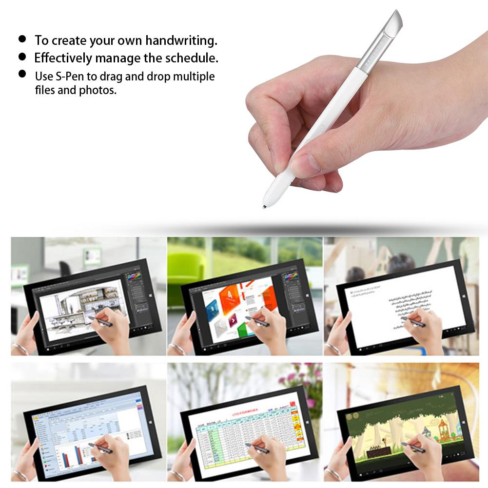 Touch Stylus S Pen f Samsung Galaxy Note 10.1 N8000 N8010 N8020 color White A