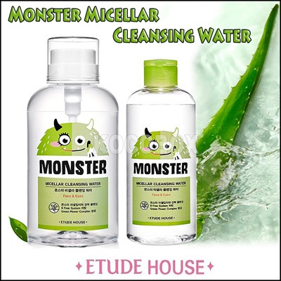 [Etude House] Monster Micellar Cleansing Water 700ml | Shopee Singapore