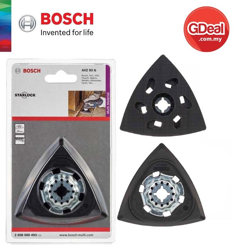 Bosch 2608000493 Sanding Plate for Series 93 Sanding Sheets