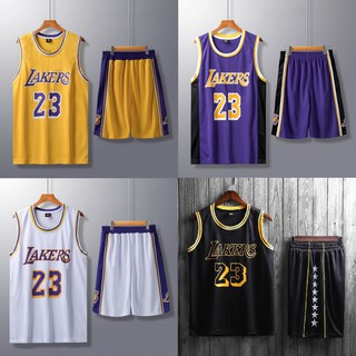 check out 74d71 4f16a NBA Los Angeles Lakers City Jersey James Adult Basketball ...