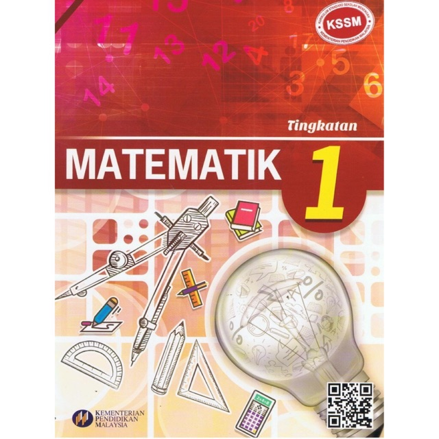 Buku Teks Matematik Tingkatan 1 Shopee Singapore