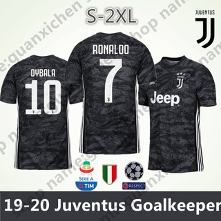 outlet store 87c51 e9721 Top quality 19/20 Juventus goalkeeper Soccer Jersey Football ...