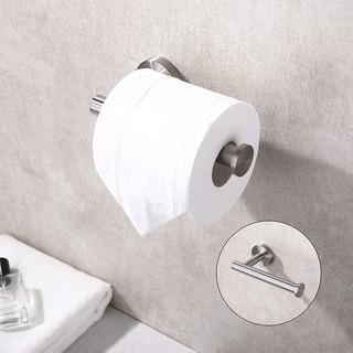 Matte Black Toilet Paper Holder Sus304