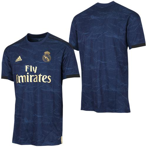 pretty nice 6b43c 37e19 Top Quality 19/20 Real Madrid Away Soccer Jersey Football Jersey
