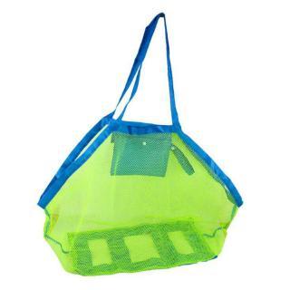 Bath Toy Tidy Bag Organiser Mesh Net Storage Waterproof Pouch Bag Kids YU