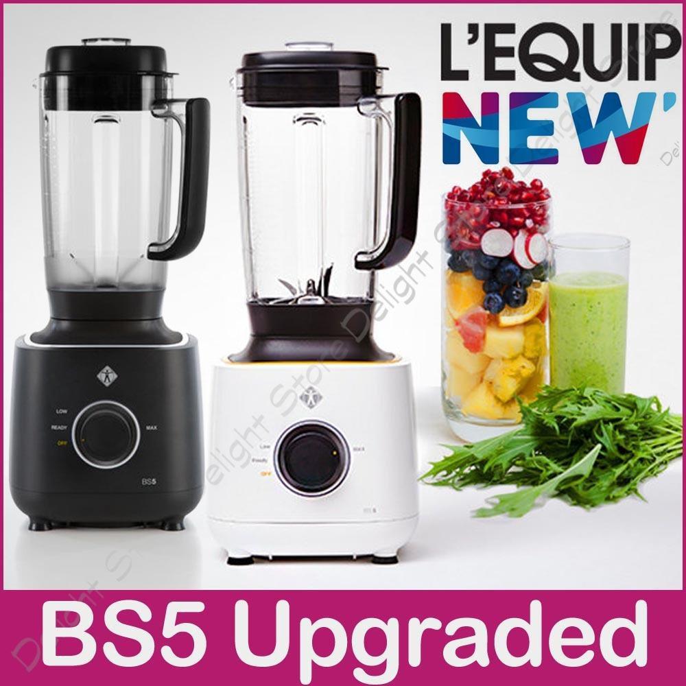 Lequip Korea Bs5 Premium Home Stand Blender Kitchen Device Shopee Tokebi Food Processor Singapore