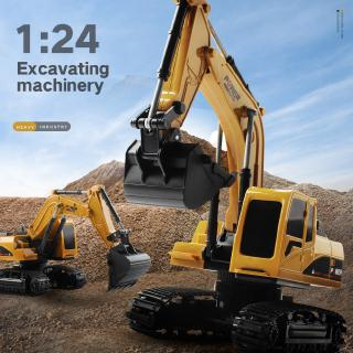 Excavator Heavy Remote Control Construction Engineering Vehicle Model Kids Toys