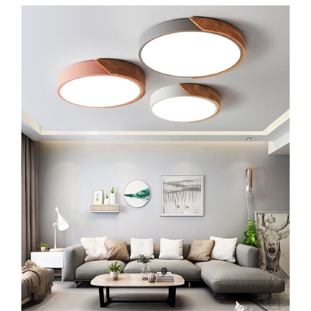 Special Offer Simple Modern Living Room Lamp Macaron Children S