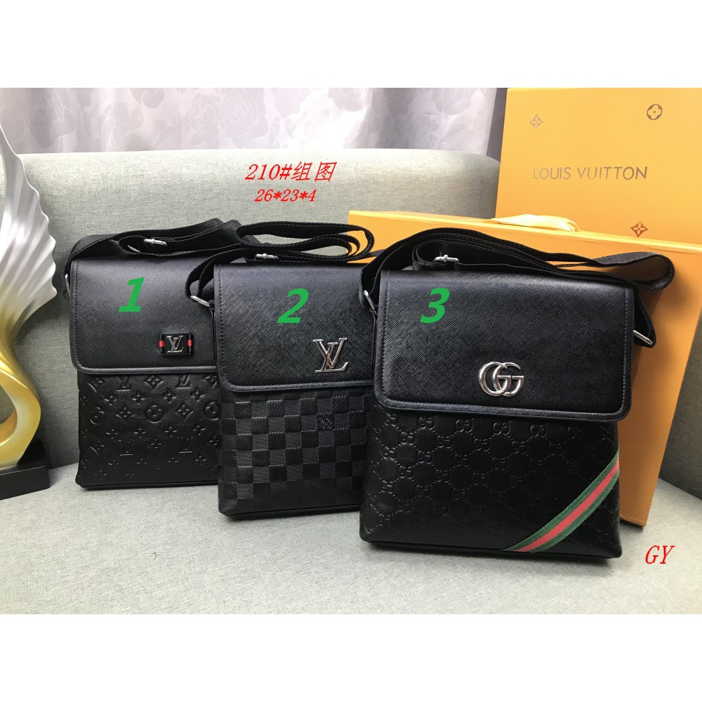 Brand New Shoulder Bags Leather Luxury