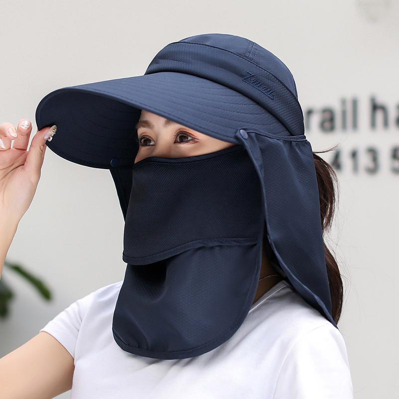 نتیجه تصویری برای Three-piece sun hat