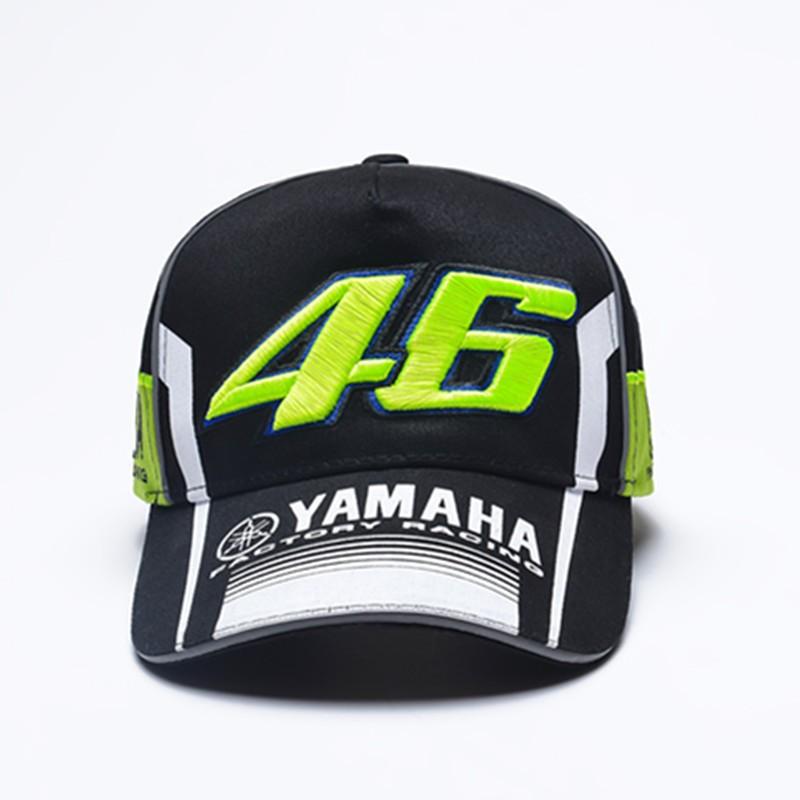 534ea2d0a Valentino Rossi Vr46 Vr 46 Moto Gp Motorcycle Cap Baseball Men ...
