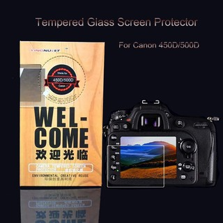 Original Camera Tempered Glass Screen Protector For Canon