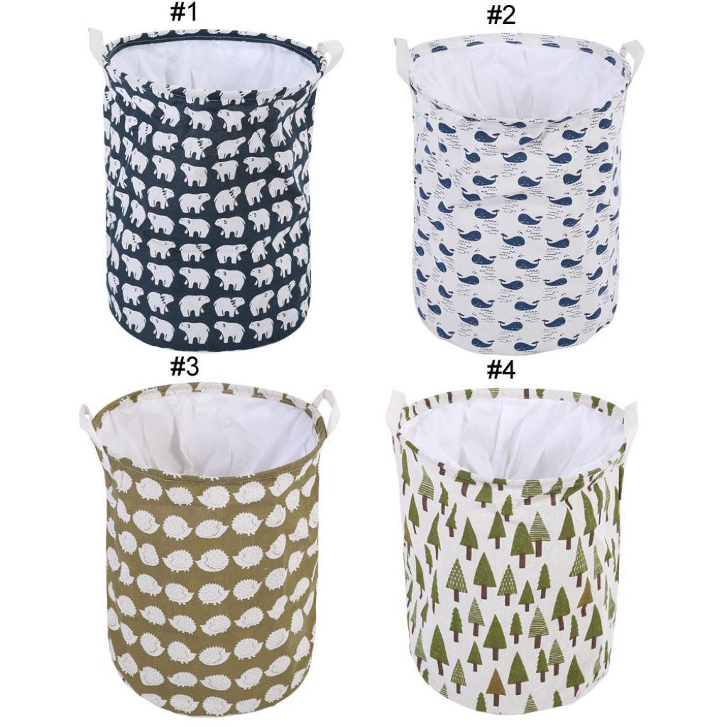 Toys Storage Bin Laundry Basket