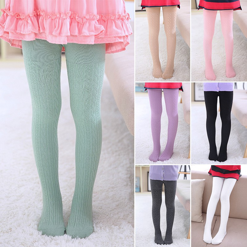 8acc7370e78600 Children Tights Girl Pantyhose Tights Stockings Trousers Socks Spring  Autumn | Shopee Singapore