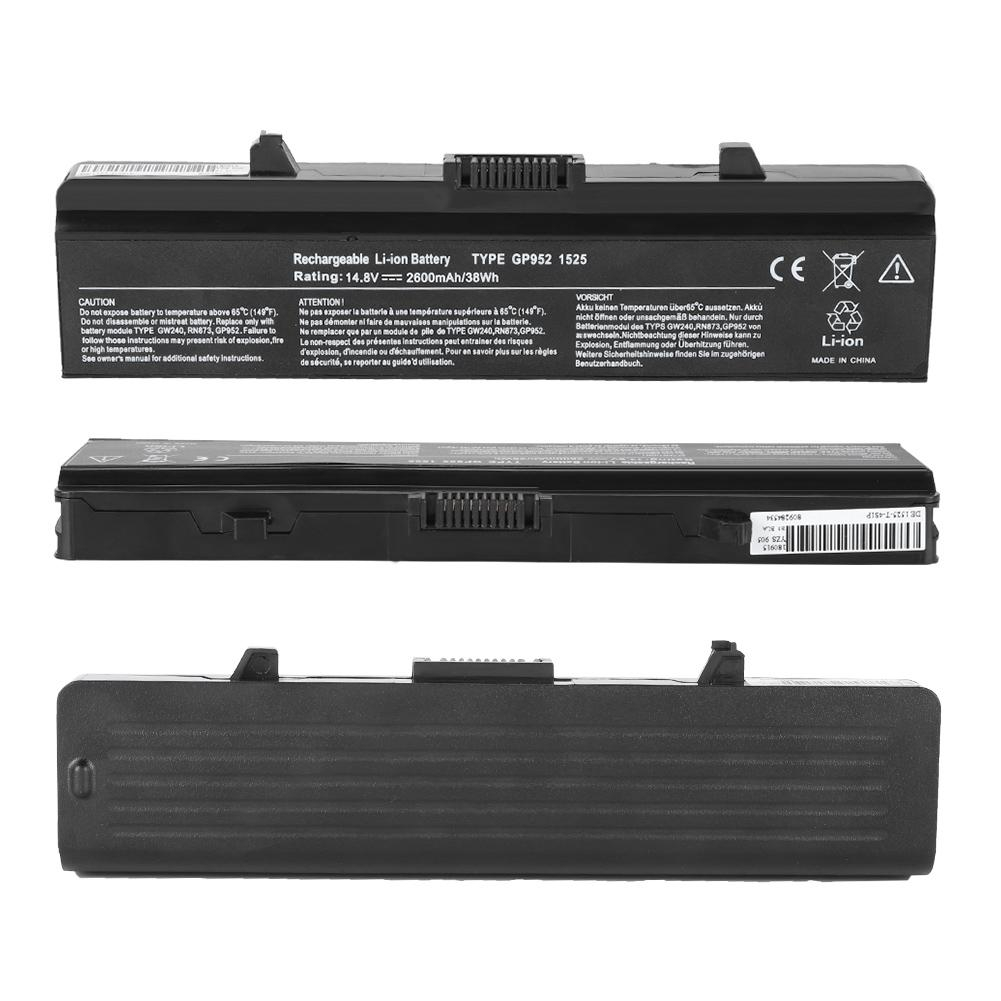 Notebook Computer Battery 4Cell Battery for Dell Inspiron Battery