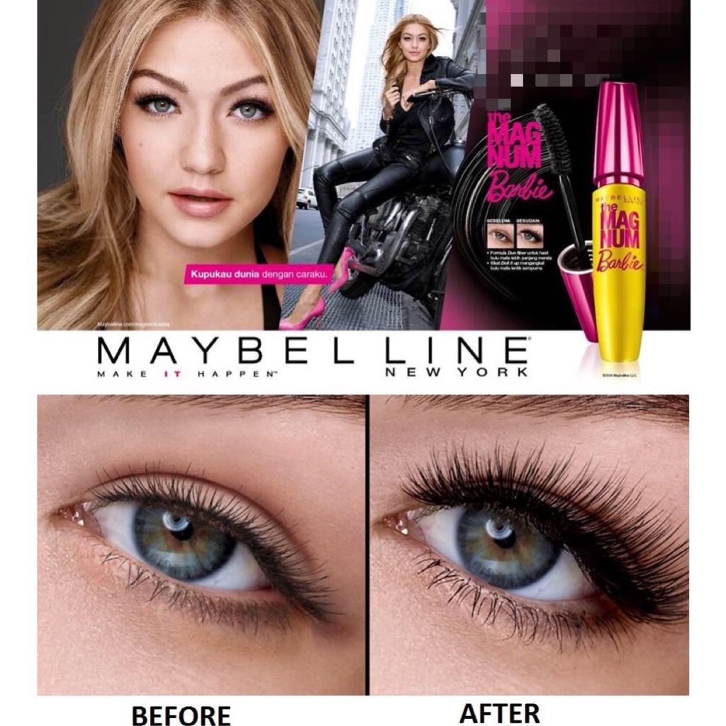 1b1a640cedd Maybelline Lash Sensational Washable Mascaras | Shopee Singapore