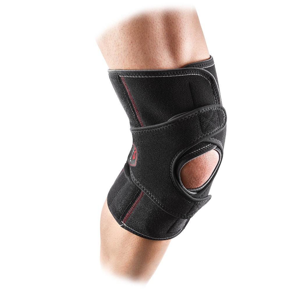 3e182f69ec McDavid 4201 Vow Versatile Over Wrap Knee Wrap w Stays | Shopee Singapore