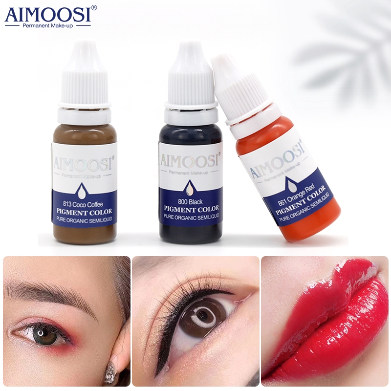 Aimoosi 15ml Tattoo Permanent Makeup