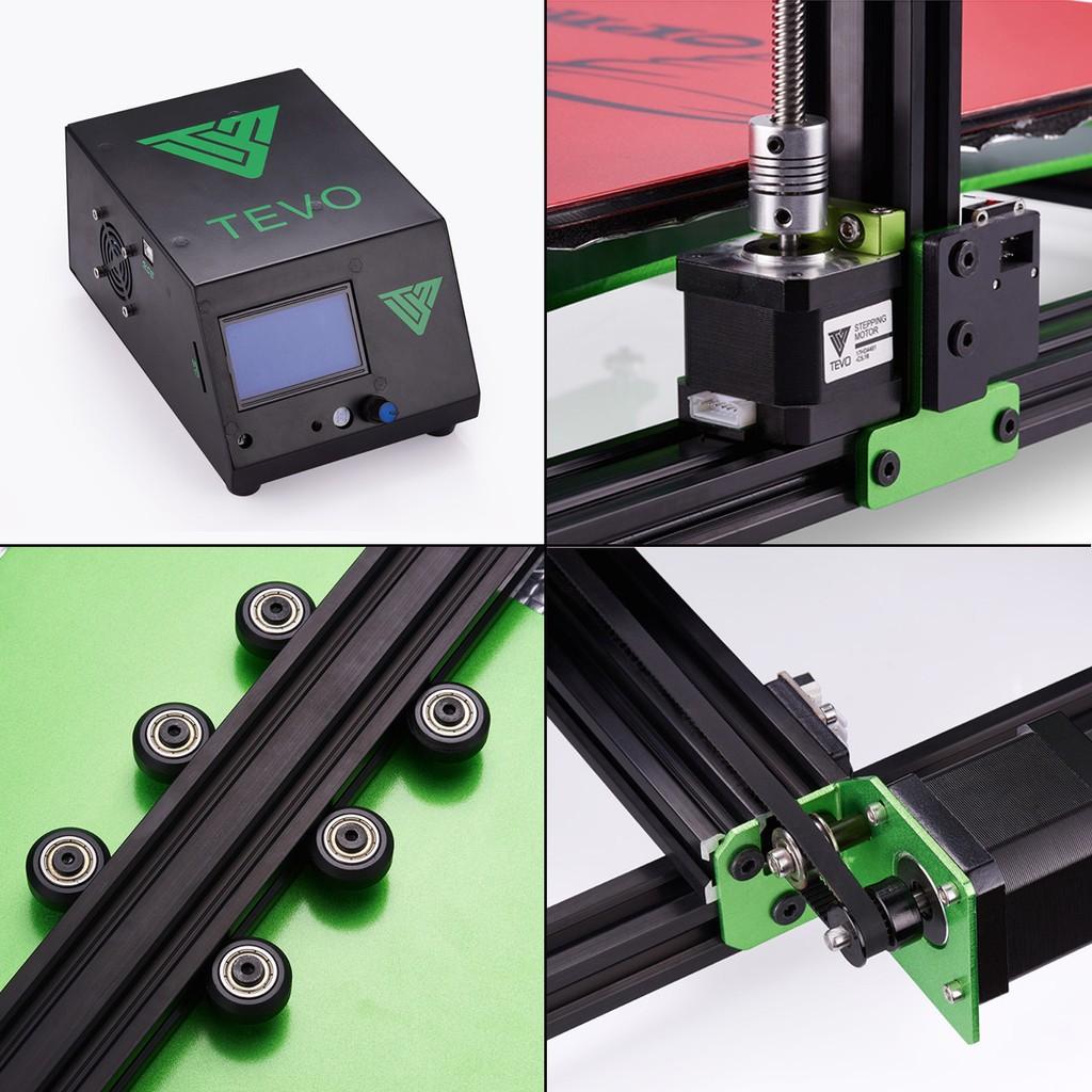 🔆🔆🔆220V DIY 3D Printer Kit Large Printing Size 1 75mm 0 4mm Nozzle_3C